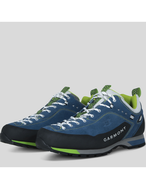 Garmont hiking boots, men's Dragontail LT Cat, A Blue - Green color