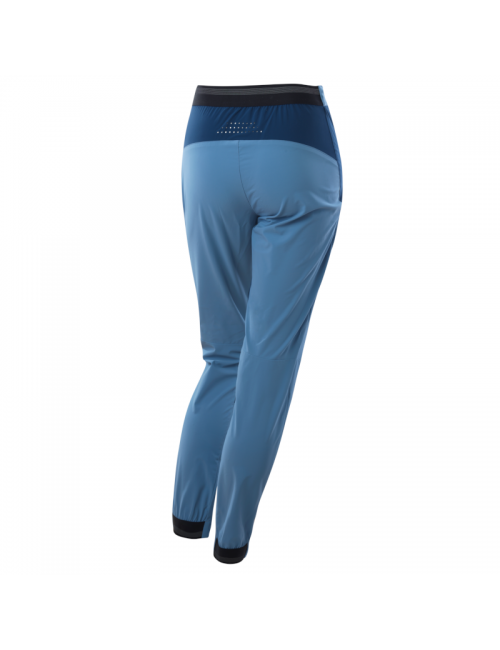 Loeffler outdoorbroek W Tapered Active Stretch Super Light - Blauw
