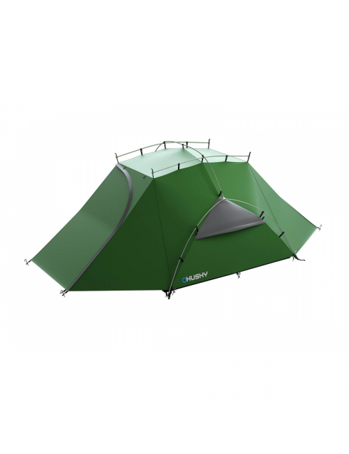 Husky tent is extremely lightweight and Brofur 3 - 3-seater - Green