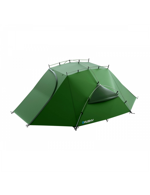 Husky tent is extremely lightweight and Brofur 4 - 4-seater - Green