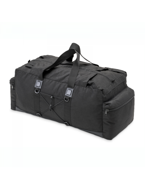 Defcon 5 travel bag duffle bag - - - backpack - 100 litres, 6 compartments, Black