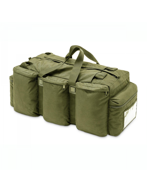 Defcon 5 travel bag duffle bag - - - backpack - 100 litres, 6 compartments, Green, and