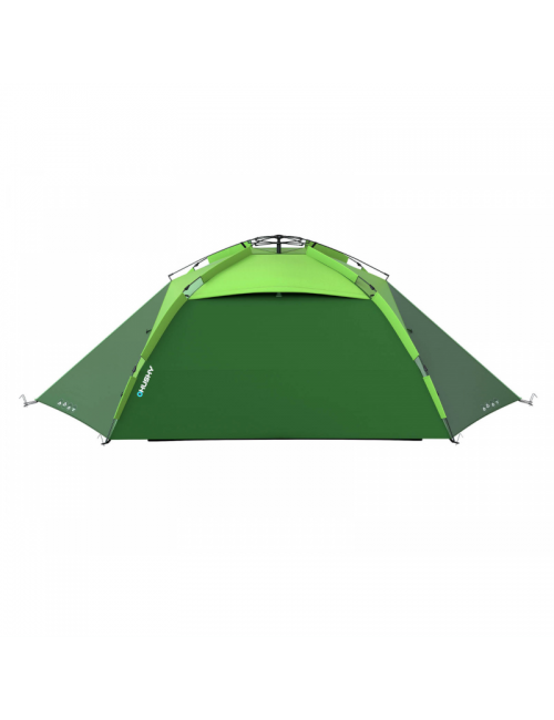 Husky Outdoor Compact Beasy 3 blackroom - tent - 3-person - Green