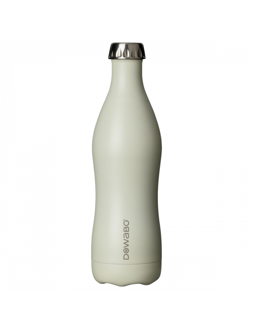 Dowabo thermos bottle Cocktail Collection Pina Colada-750 ml - Beige