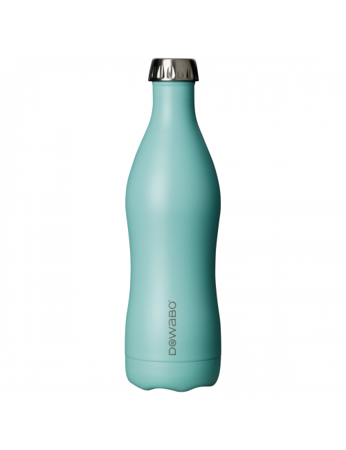 Dowabo flask Cocktail, Collection, Swimming Pool, 750 ml, Blue