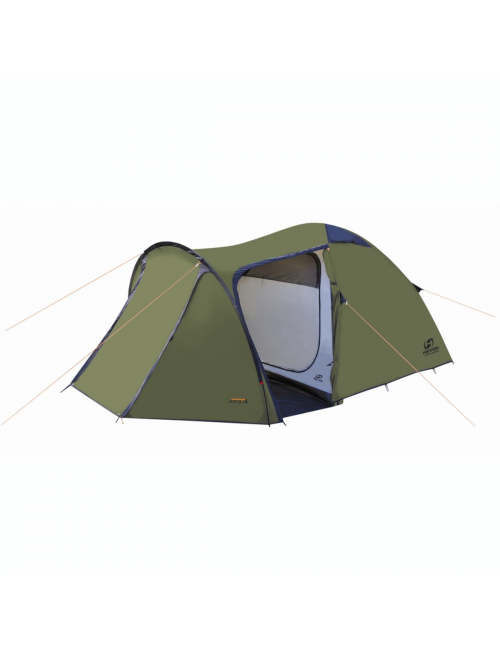 Hannah Outdoor Atoll 4 family tent 4 person-Capulet Olive-green