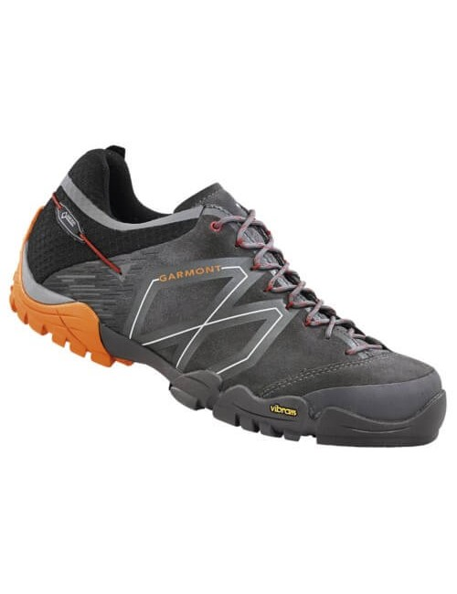 Garmont hiking boots Sticky Stone GTX® Cat A - dark-Grey-Orange
