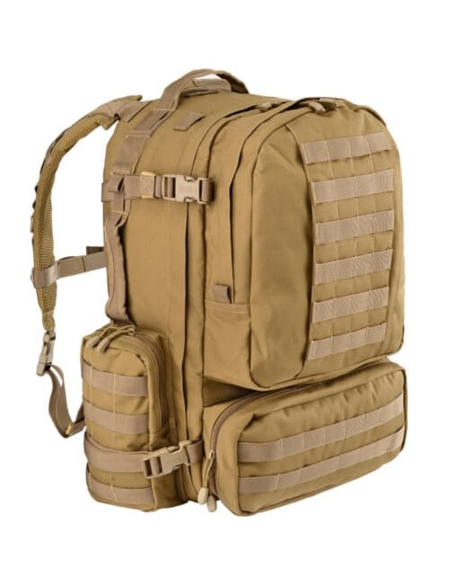 Defcon 5-backpack Extreme modular backpack 60 litres - Khaki