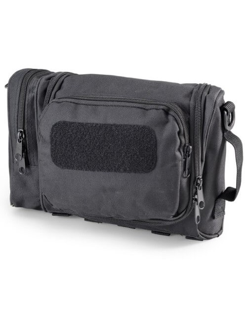 Defcon 5 Tactical Compact Beauty Pouch - Black