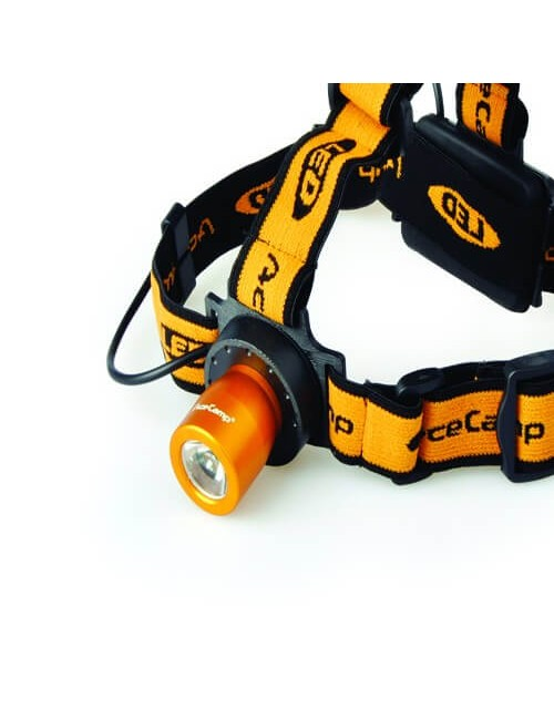 AceCamp 1W LED headlamp with back light (red) 50 lumens